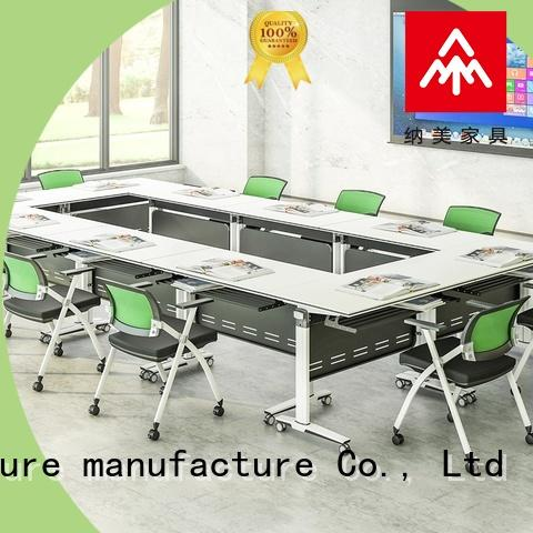 NAZ furniture comfortable folding conference table conference