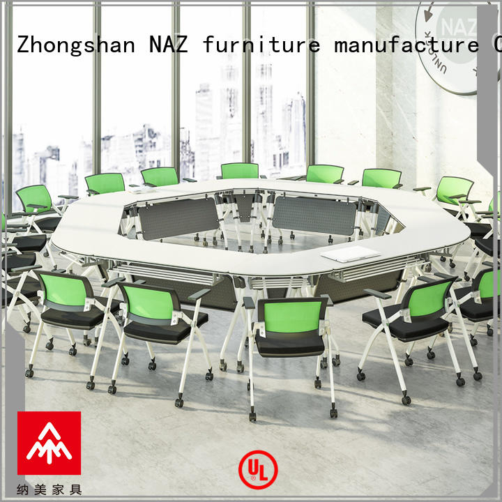 NAZ furniture movable conference room tables for sale for school