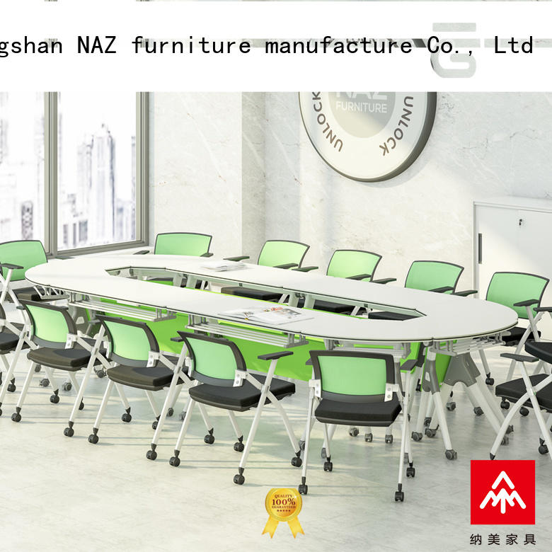 movable 12 conference table ft003c manufacturer for office