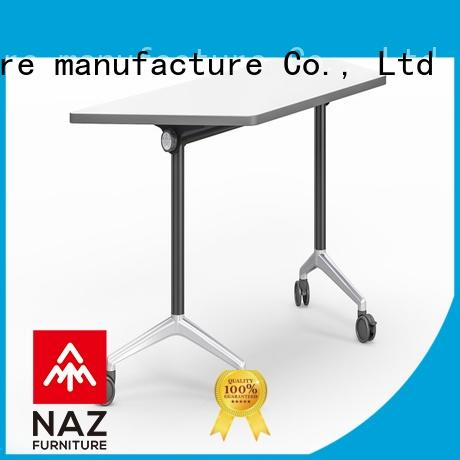 computer foldable training table ft013 for conference for home