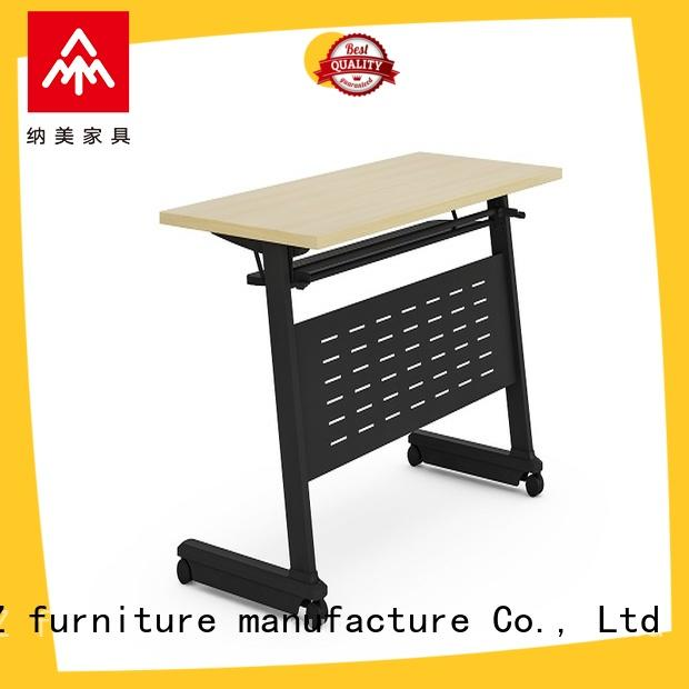 NAZ furniture base folding training table multi purpose for meeting room