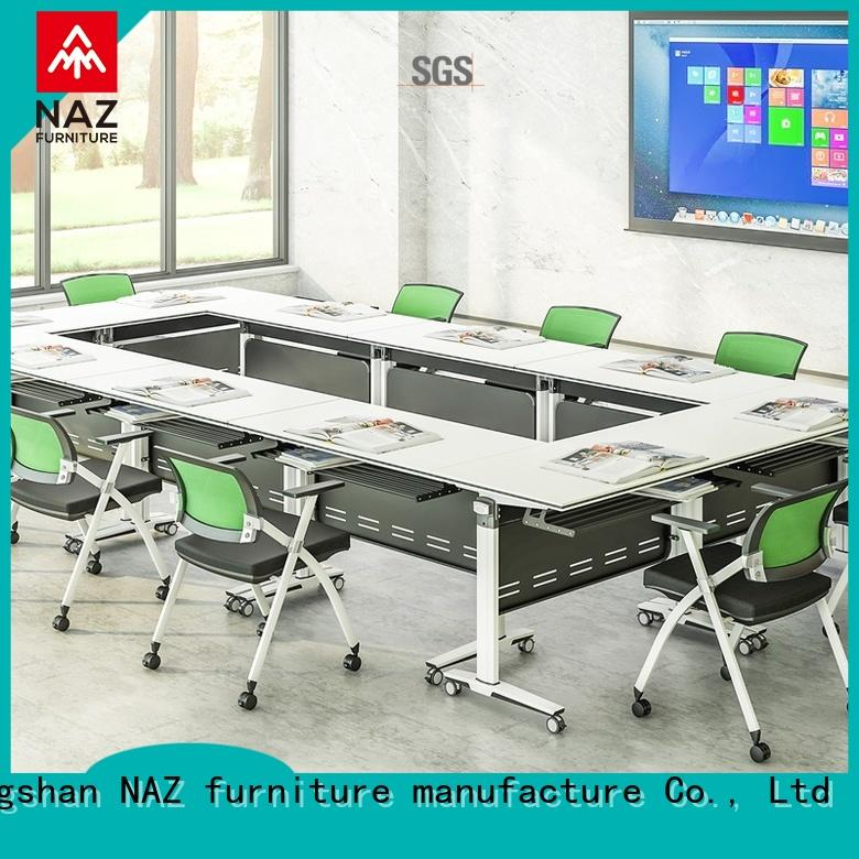 NAZ furniture comfortable foldable office furniture for conference for meeting room