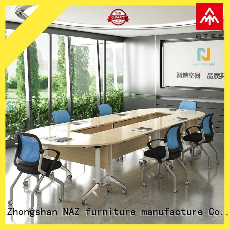 NAZ furniture professional modular conference table design for sale