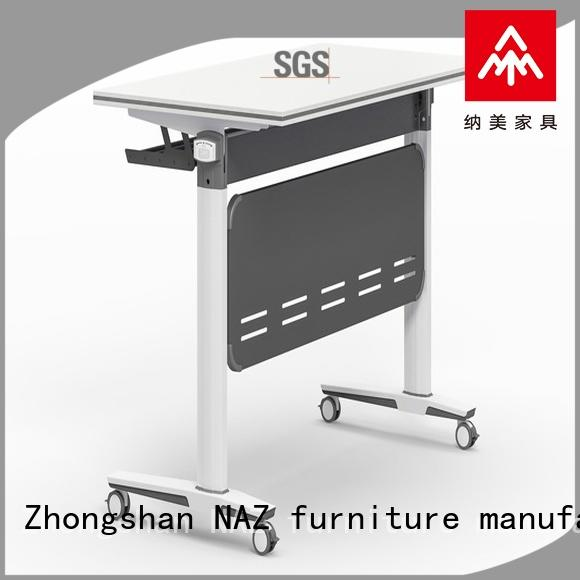 800/1200/1400/1600/1800MM aluminum alloy Folding training table FT-008