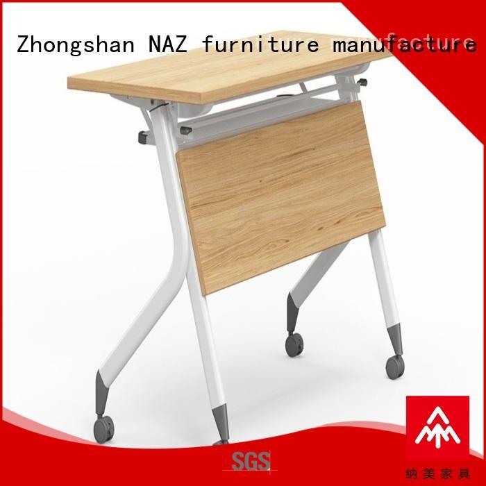 NAZ furniture ft012 modular training room furniture supply