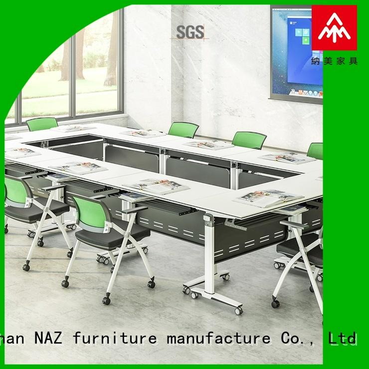 NAZ furniture durable conference room table and chairs for conference for meeting room