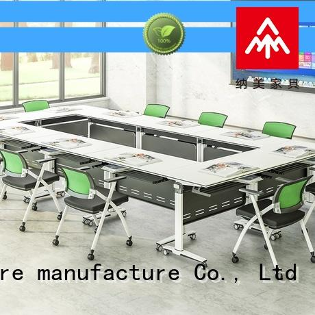 comfortable modular conference table ft031c for conference for training room