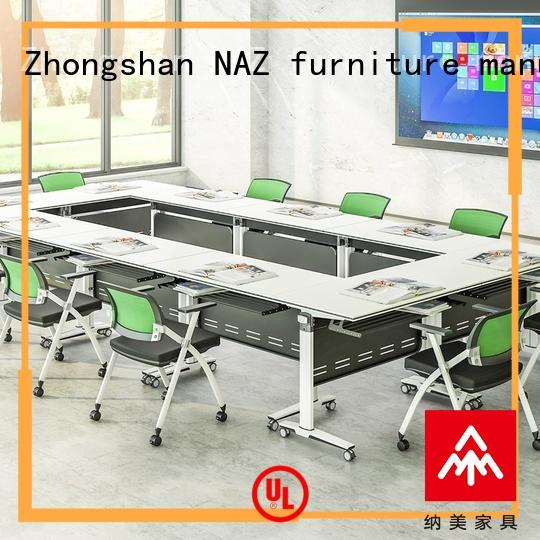 comfortable foldable meeting table for conference for office NAZ furniture