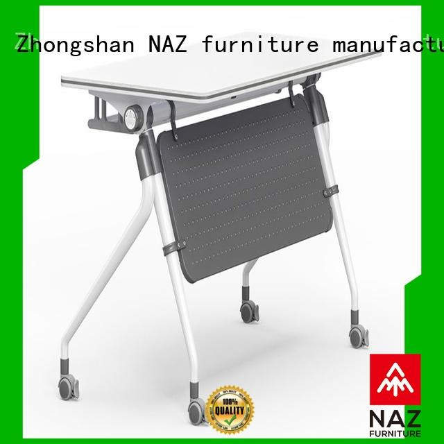 NAZ furniture writing boardroom training table for sale for meeting room