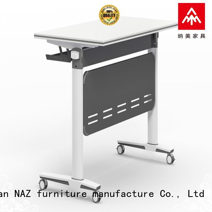 NAZ furniture nesting boardroom training table for conference for meeting room