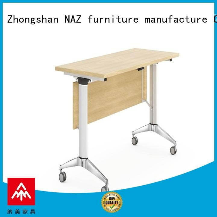 NAZ furniture writing training room tables and chairs supply for home