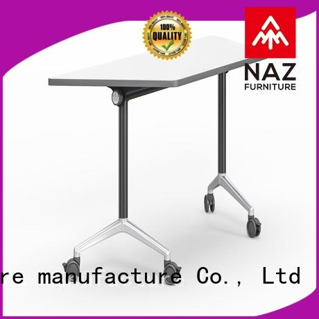 NAZ furniture base training room tables for conference for school
