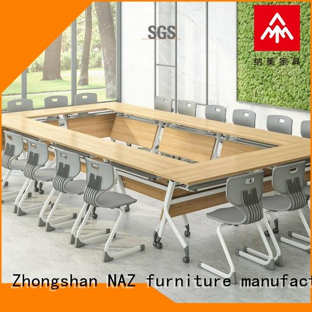 NAZ furniture movable office conference room table for sale for meeting room