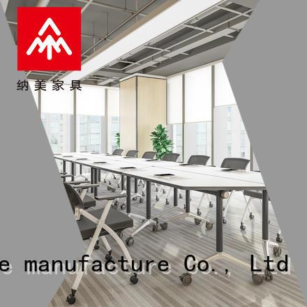 NAZ furniture end portable conference room tables manufacturer for office