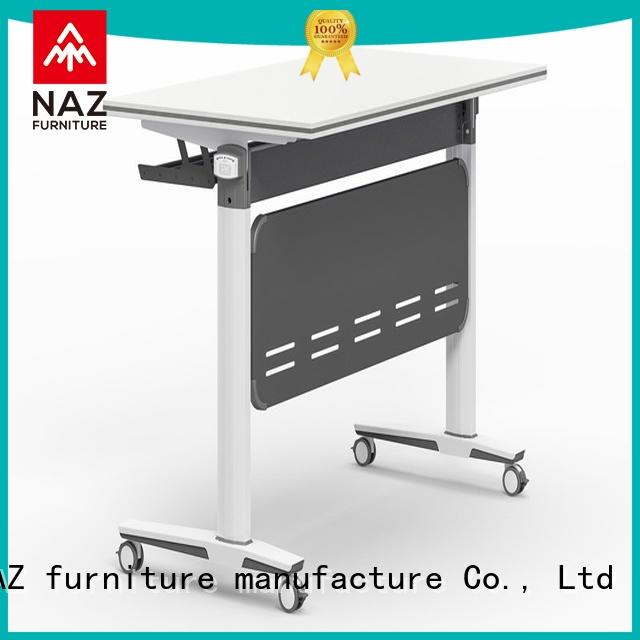 NAZ furniture wheels training tables with wheels multi purpose for home