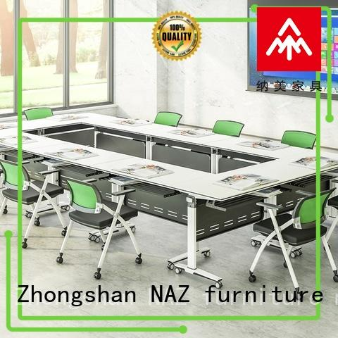 midtohigh 12 person conference table manufacturer NAZ furniture