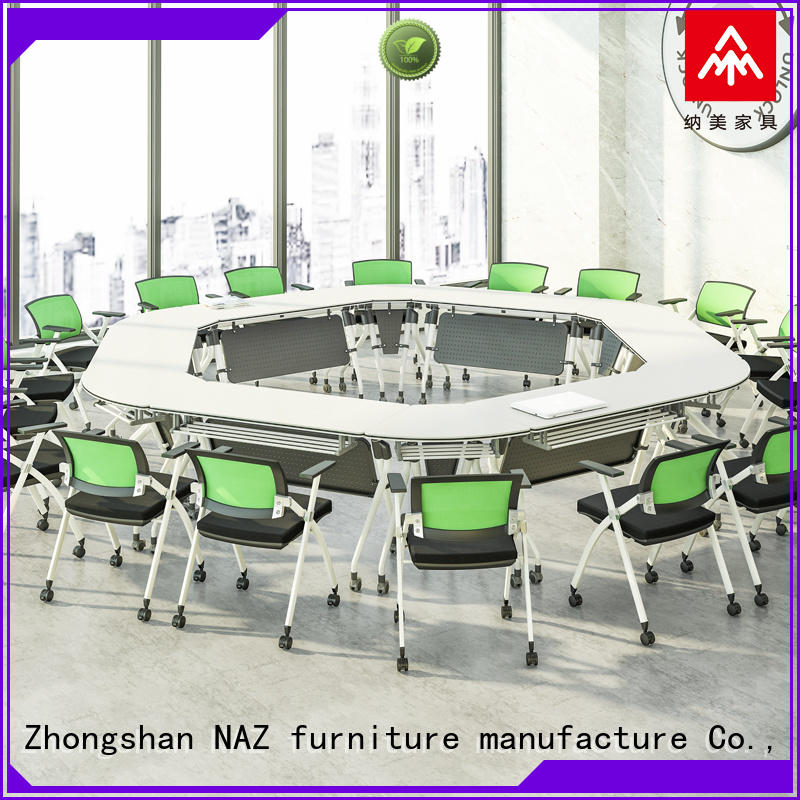 NAZ furniture unique portable conference room tables for sale for school