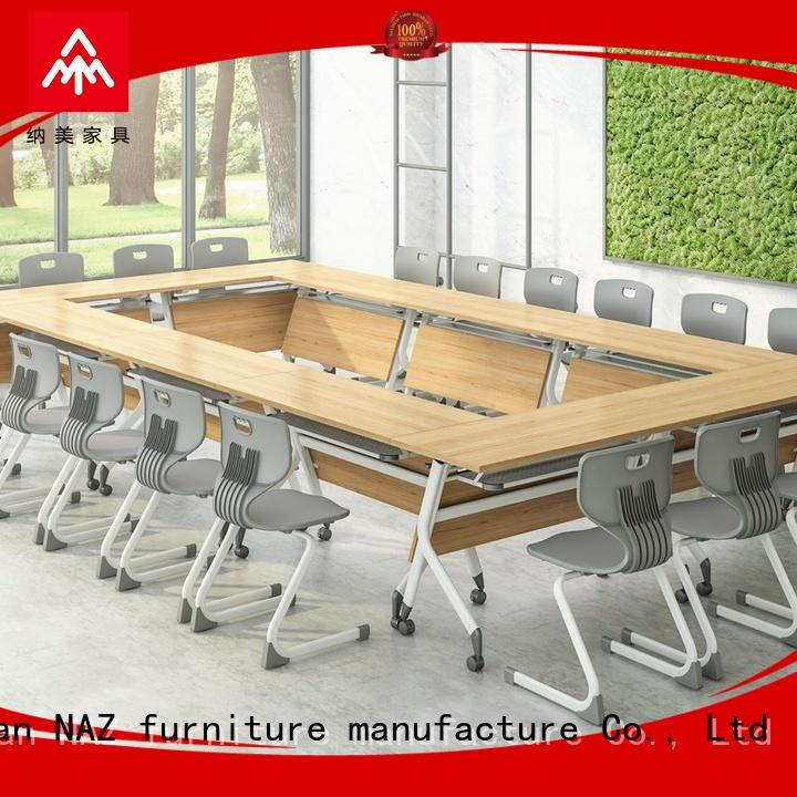 movable mobile conference table ft010c for conference for training room