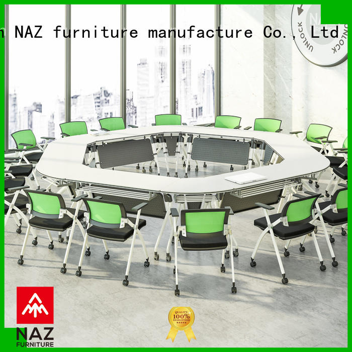 NAZ furniture ft010c conference room table and chairs manufacturer for meeting room