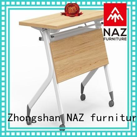 NAZ furniture computer training desk for conference for office