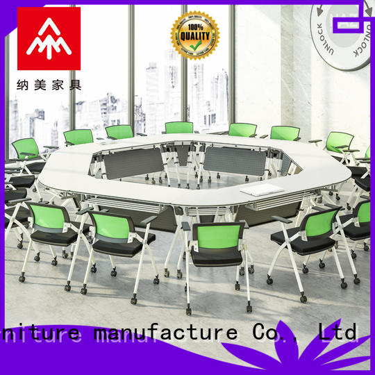 NAZ furniture durable conference room tables manufacturer for training room