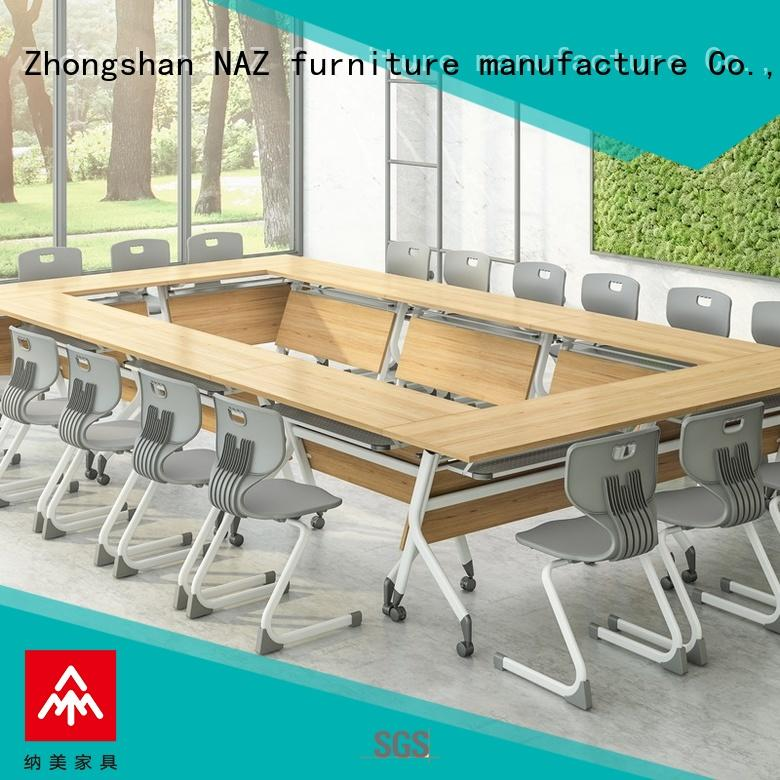 ft019c folding conference room tables with wheels for sale for training room
