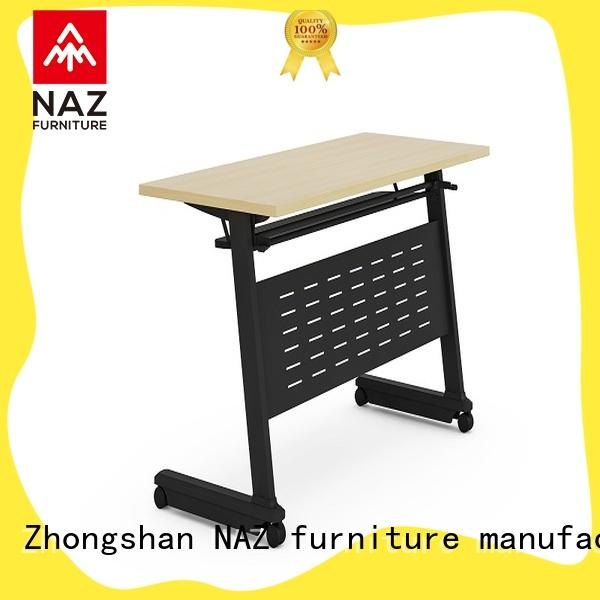 NAZ furniture professional training table design supply for training room