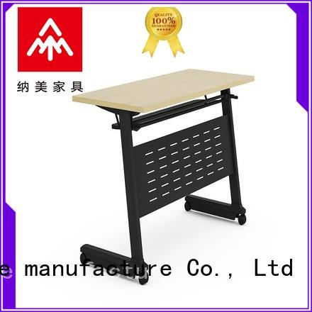 NAZ furniture front foldable training table multi purpose for meeting room