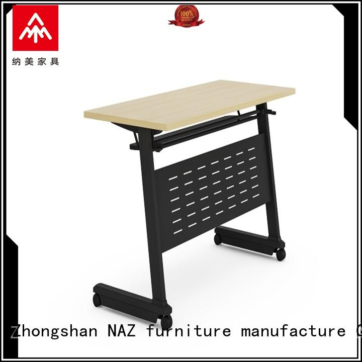 writing training tables with wheels ft012 supply for meeting room
